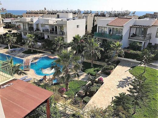 3-х комнатная квартира рядом с морем, Пафос