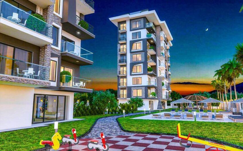 Новый комплекс в Демирташ, Алания