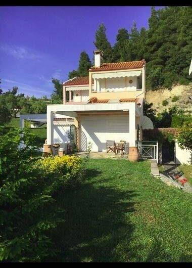 Дом в Полихроно, Халкидики, 140 кв.м.